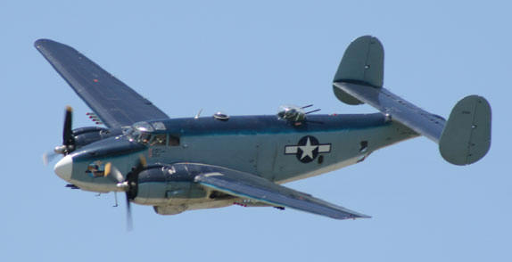 PV-2 Historical Photo